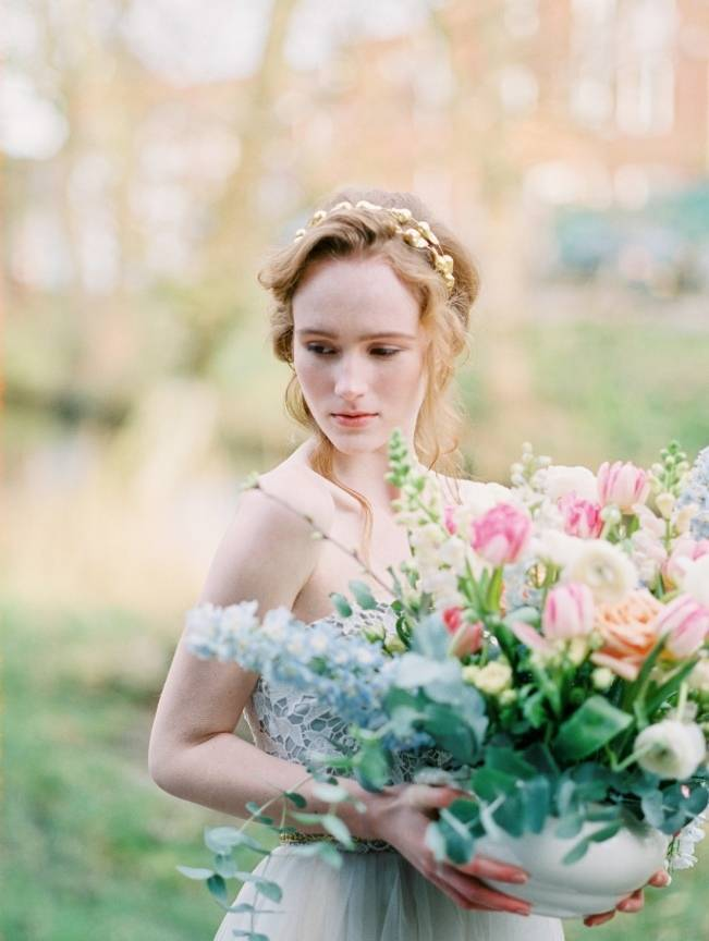 Rustic Dutch Windmill Wedding Styled Shoot 6