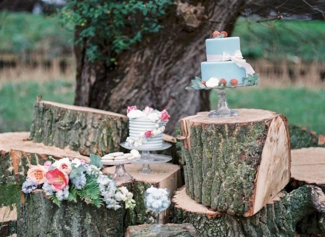 Rustic Dutch Windmill Wedding Styled Shoot 7