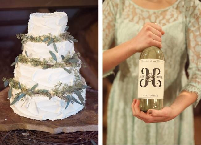 Rustic Mint + Taupe Alabama Barn Wedding 20