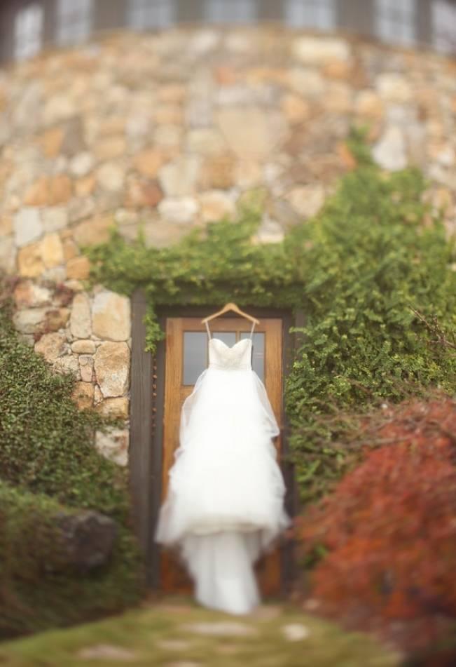 Rustic Mint + Taupe Alabama Barn Wedding 3