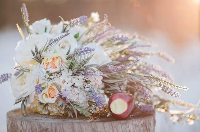 Snow White & The Huntsman Styled Wedding Shoot 16