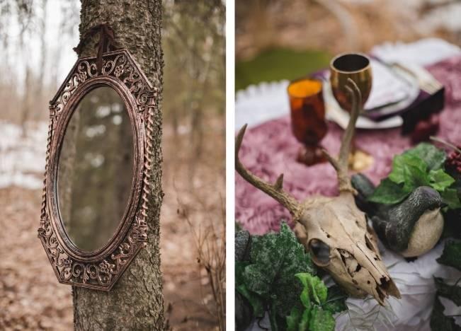 Snow White & The Huntsman Styled Wedding Shoot 6