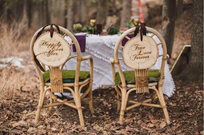 Snow White & The Huntsman Styled Wedding Shoot 7