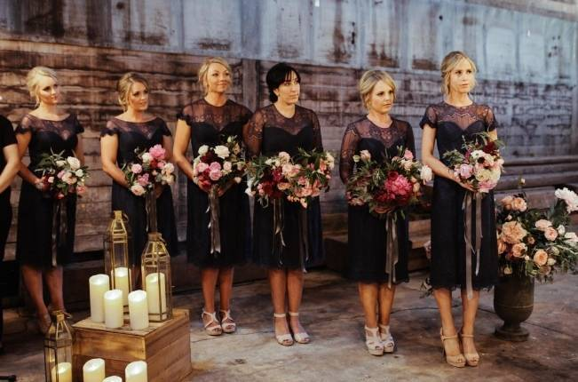 Anna Campbell's Intimate Rustic Wedding 22