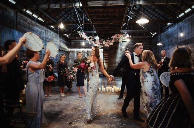 Anna Campbell's Intimate Rustic Wedding 24