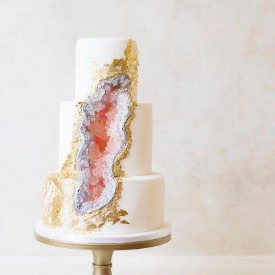 13 Classy Geode Cakes To Rock Your Dessert Table