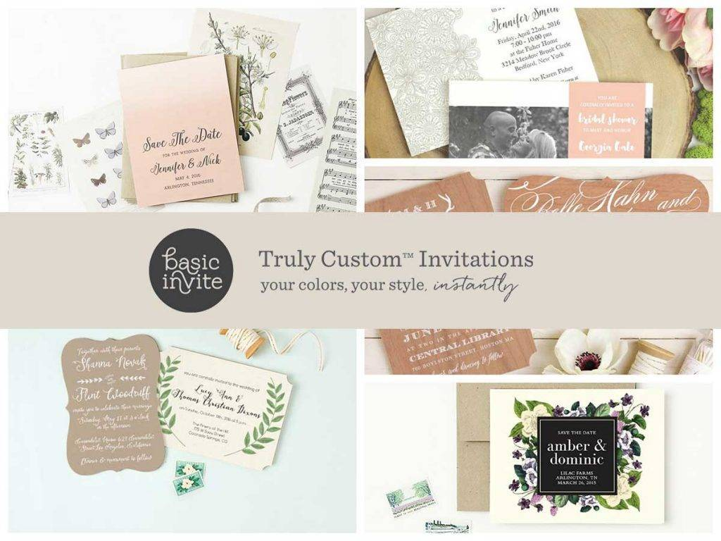 5 Bohemian Wedding Invitations You\'ll Absolutely Love | Sweet Violet ...