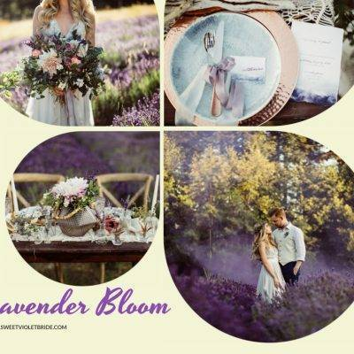 Styled Shoot: Lavender Bloom