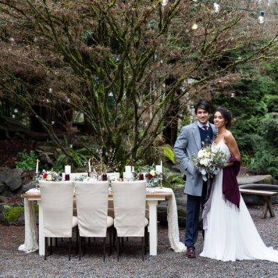 Styled Shoot: Vineyard Wedding in Seattle