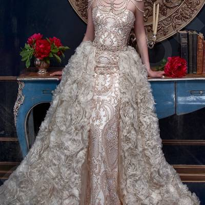 5 Mistakes Not to Make When Shopping for a Wedding Dress
