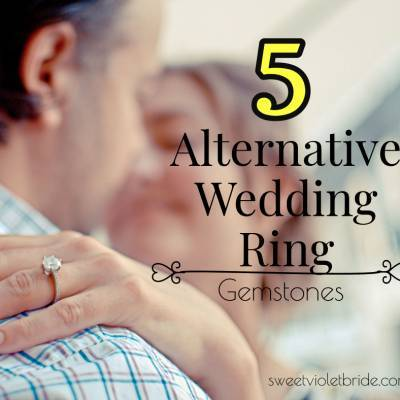 5 Alternative Wedding Ring Gemstones