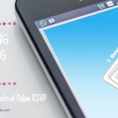 Emailing Wedding Guests (The Dos and Don'ts of Online RSVP)