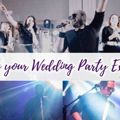 Elevate your Wedding Party Experience