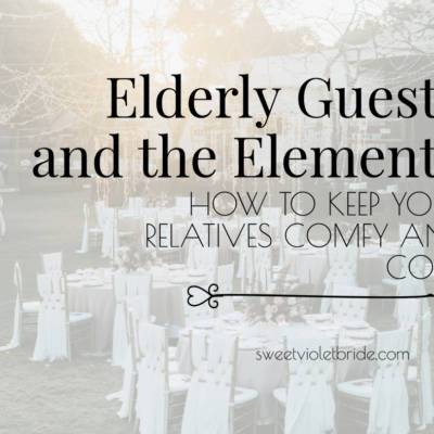Elderly Guests and the Elements: How to Keep Your Relatives Comfy and Cozy