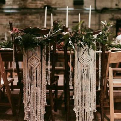 Trendy Macrame Accents You're Gonna Love