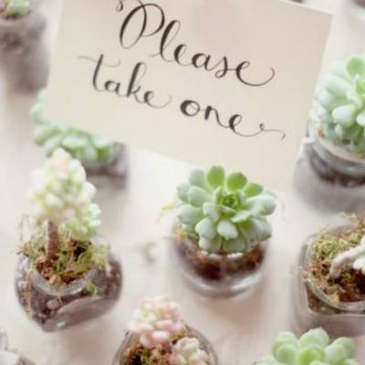 Wedding Favors: Yes or No?