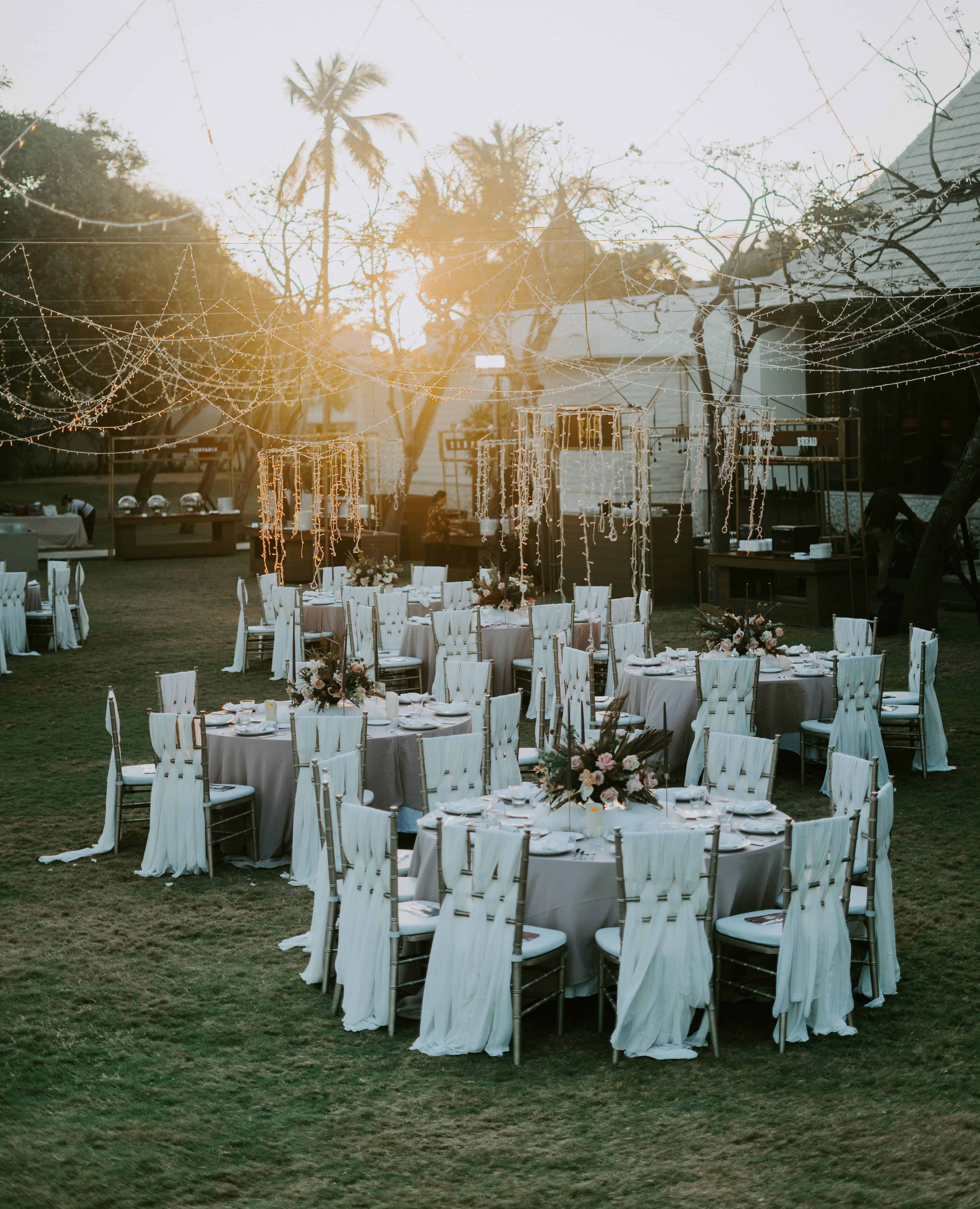 Reception Outdoors
