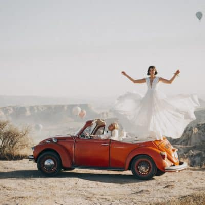 10 Over-the-Top Wedding Ideas That Really Happened