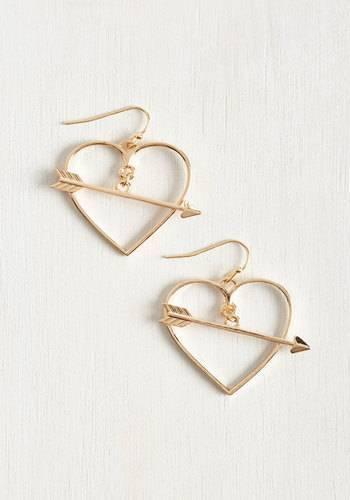 Lovestruck and Lovin' It Earrings